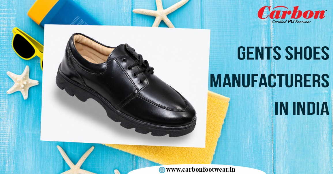 Gents Shoes Manufacturers in India