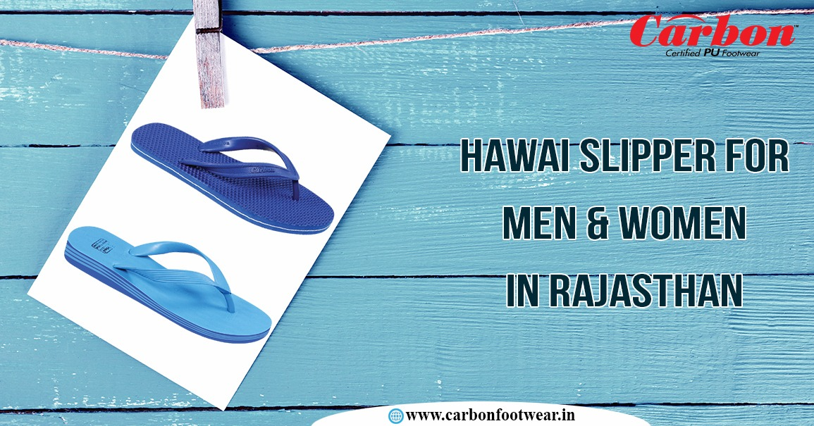 Hawai Slipper for Men & Women in Rajasthan