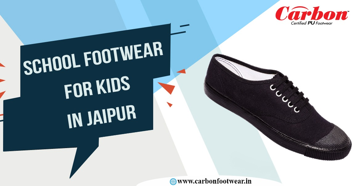 School Footwear for Kids in Jaipur