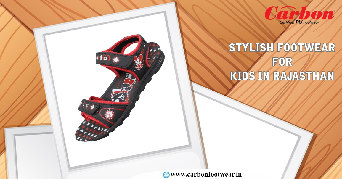 Stylish footwear for Kids in Rajasthan