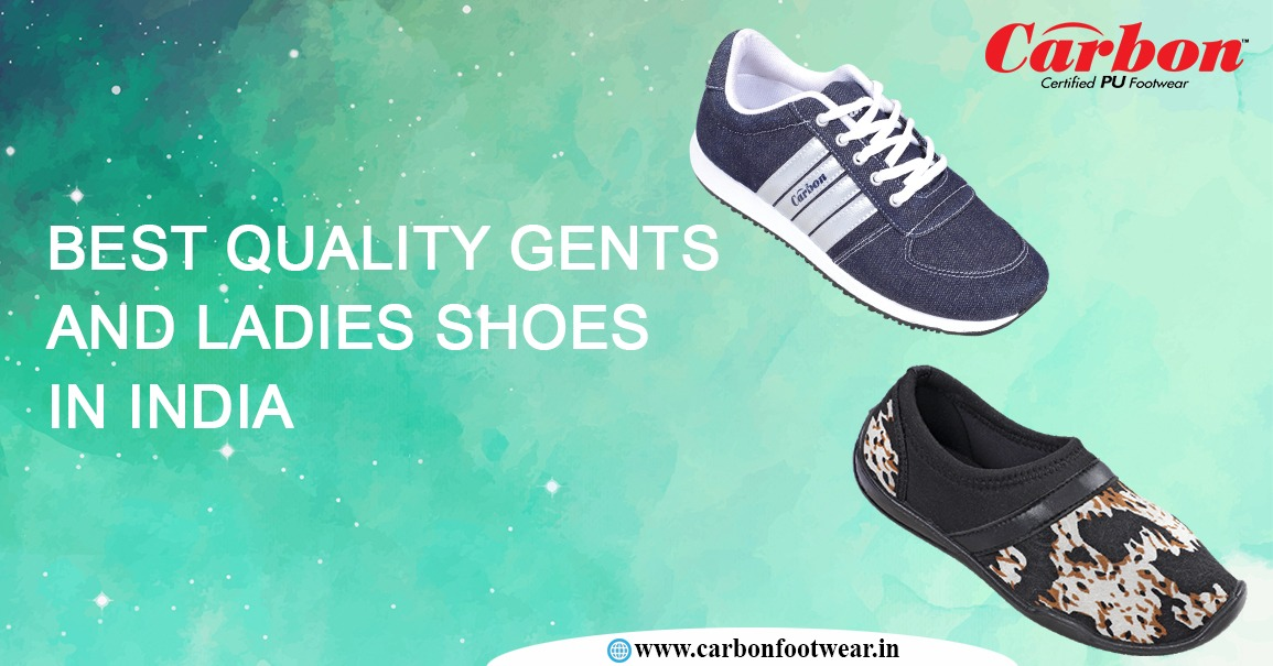 Quality Gents and Ladies Shoes in India
