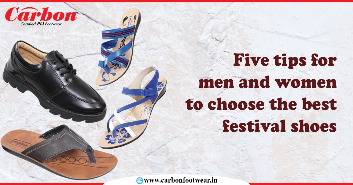 Five tips for men and women to choose the best festival shoes