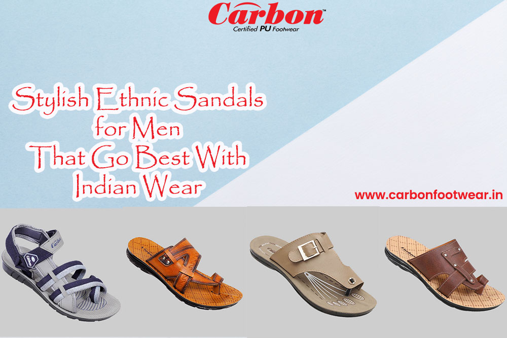 Stylish Ethnic Sandals for Men That Go Best With Indian Wear